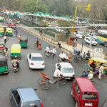 Using Facebook to Fight Dangerous Driving in Delhi