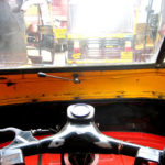 Out of the Driver's Seat: Are India's Auto-Rickshaws Safe for Pedestrians and Cyclists?