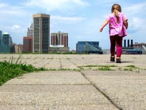 Baltimore cityscape. Photo courtesy of http://www.flickr.com/photos/joshmaz/