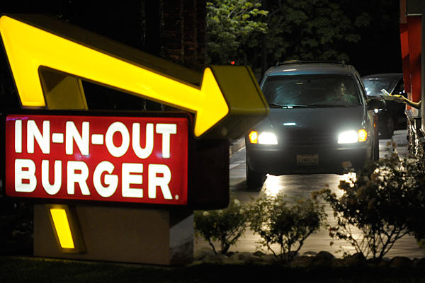 Baldwin Park, California, which claims to be home to the first drive-thru, has banned drive-thru construction for nine months, in an effort to combat obesity. Image via CS Monitor.