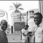 From Conover's recent book, Obadiah (right) and Stephen in Mwanza, Tanzania, 1992. Photo by Ted Conover.