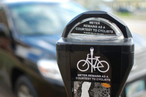 TheCityFix Picks, October 22: BIXI in Toronto, Bike Racks from Parking Meters, Airbags for Cyclists