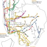 Friday Fun: Mapping Bloggers and Public Transportation