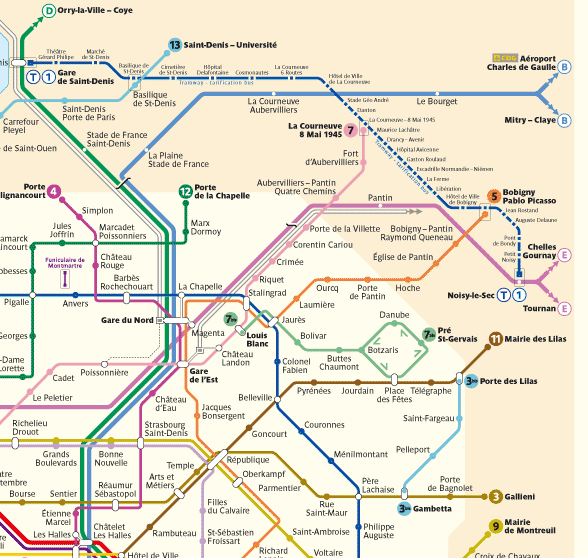Moscow Metro Map And Usability Of Public Transportation Maps: Full Paris Metro Map At Infoasik.co