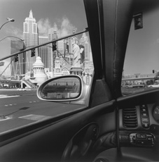 An image from Friedlander's 2002 photograph. Photo by Friedlander.