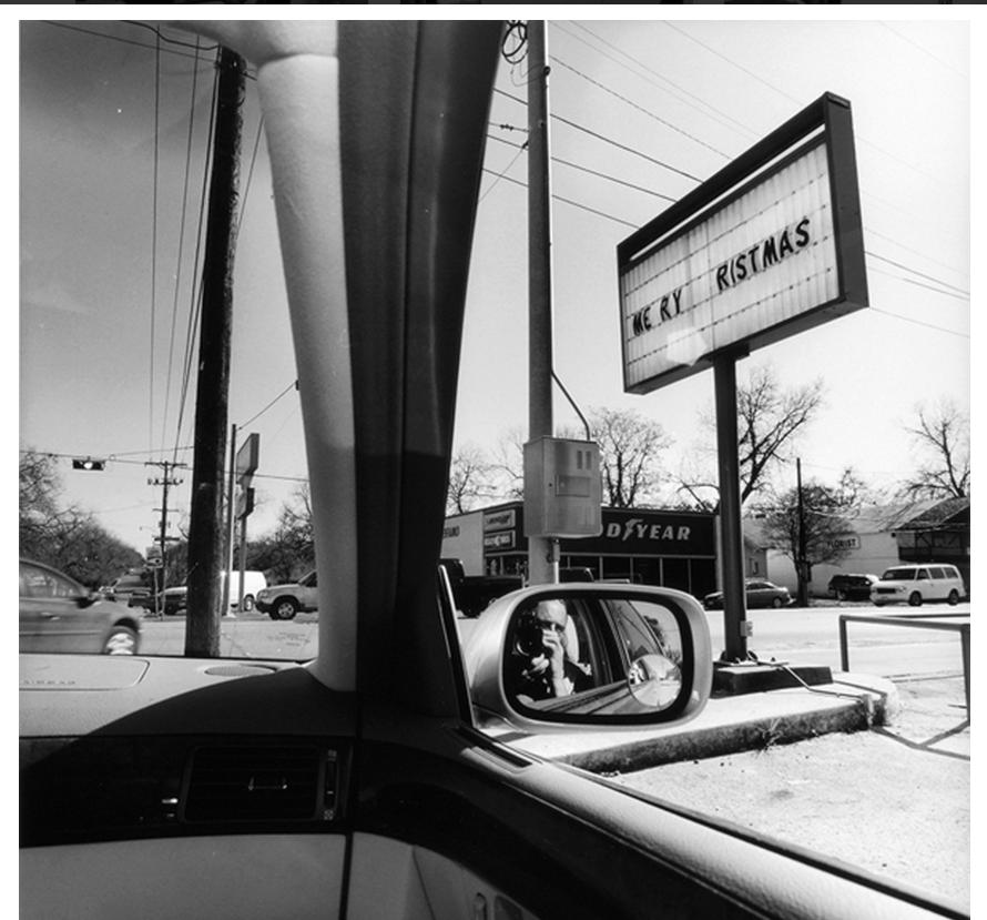 America by Car: Lee Friedlander's Photography | TheCityFix