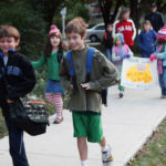 Time to Celebrate Walk to School Day!