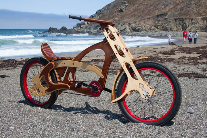 San Jose-based Masterworks produces bicycles Photo from Masterworks.