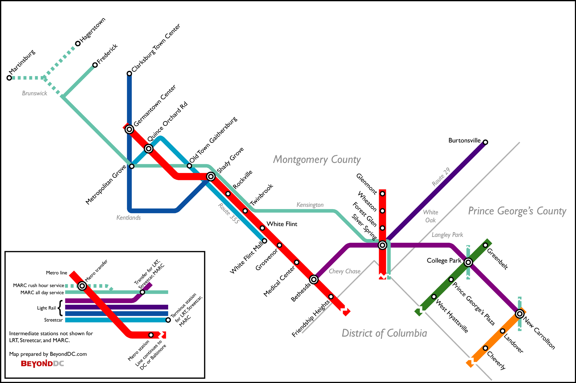 Primer On Post Election Purple Line Thecityfix