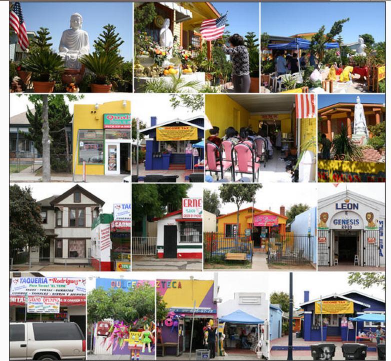Images of San Ysidro. Photo by Teddy Cruz.