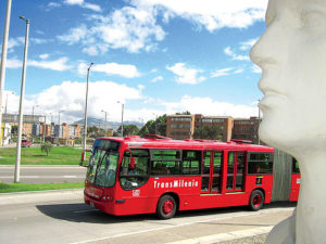 Photo Essay: TransMilenio Turns 10