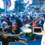 "The ""Moto-Meter"" is set to hit the streets in Bangkok by March. Photo via Cyber Biz."