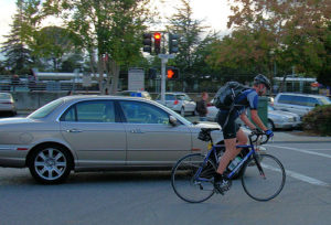 "New Haven's ""Smart Cycling Handbook"" aims to ensure road safety for all commuters. Photo by richardmasoner."