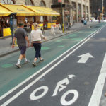 Research Recap, March 21: New Car Emissions, Support for Bike Lanes, Transit-Oriented Development