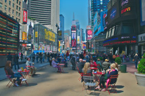 By The City/For The City: Civic Involvement Improves New York