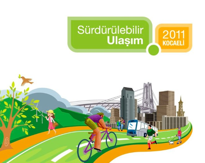 The conference is being hosted April 6-8, 2011 in Kocaeli, Turkey. Photo via Sustainable Transport Symposium.