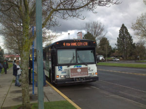 In Washington, Exploring a Sales Tax for BRT Funding