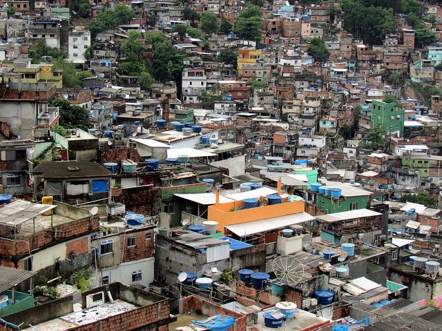 Brazil city of god