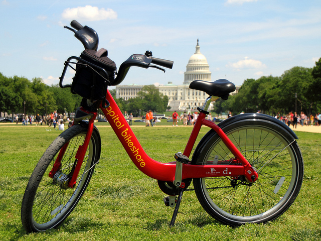 Bikeshare Dc Capital Bikeshare Expansion