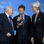 Christine Lagarde Will Bike to IMF