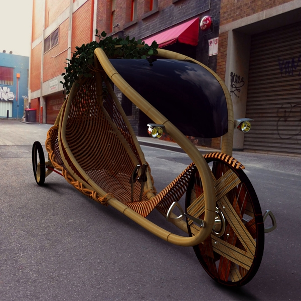 Friday Fun Growing Bamboo Bicycles Thecityfix