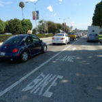 Los Angeles Dedicates Car Lane to Bicycles