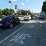 Los Angeles Dedicates Car Lane to Bicycles