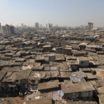 Dharavi slum in Mumbai, India. Photo credit: Courtesy Swiss Dots Ltd.