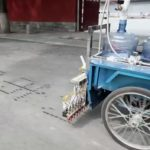 Friday Fun: Water Calligraphy on a Tricycle