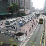 Guangzhou, China was the winner of the 2011 Sustainable Transport Award. Photo via ITDP.