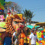 Walking Brings Us Together: Reliving Colombia's Carnaval de Barranquilla