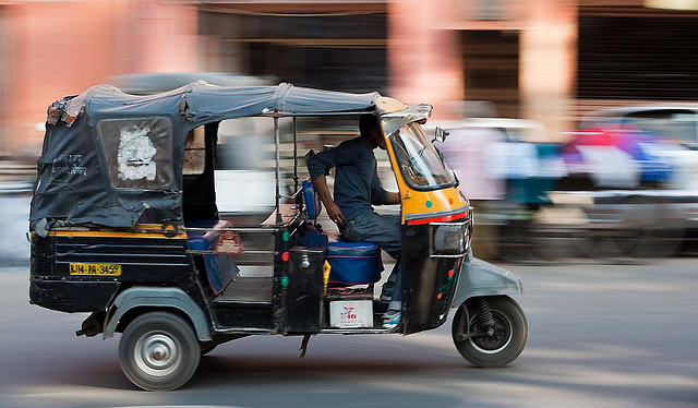 Sustainable Urban Transport in India: Role of the Auto-Rickshaw ...