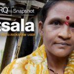 Meet Vatsala: Portrait of an Auto-Rickshaw User