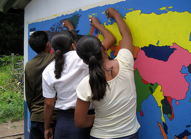 Participatory Maps for Inclusive Cities