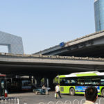 China is encouraging more private sector involvement in the transport sector. Photo by Thomas Stellmach.