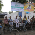Fazilka Ecocabs Offers New Paradigm for Non-Motorized Transport in Indian Cities