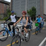 Medellin, Colombia was one of the two winners of the 2012 Sustainable Transport Awards. Photo via ITDP.