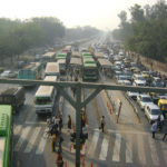 Moving Cars, Not People, on Delhi's Bus Corridor?