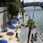 Reinventing waterfronts, like the Seine River in Paris, is one way that cities are revitalizing urban spaces for public use. Photo courtesy of the Paris Mayor's Office.