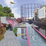 Friday Fun: Swimming To Work In London?