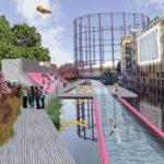 Friday Fun: Swimming To Work In London?