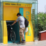 Friday Fun: The Biceberg Bike Locker