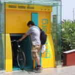 Friday Fun: The Biceberg Bike Locker
