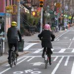 New York City's bike lanes bring mobility, economic vitality.
