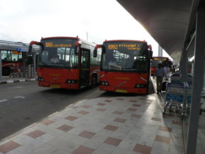 BMTC's current services serve nearly five million passengers every day.