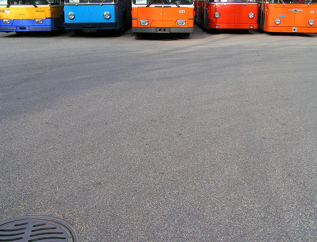 This research analyzes the nature of bus transit pollution.