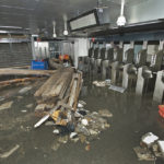 The NYC Subway suffered immense damage in the wake of Hurricane Sandy. Photo credit: NYCMTA