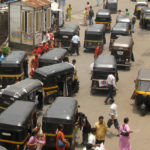 Auto-rickshaws in Mumbai