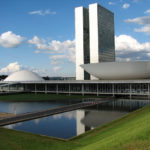 National Congress Building,  Brasilia - the symbol of an age... Photo by zelnunes.