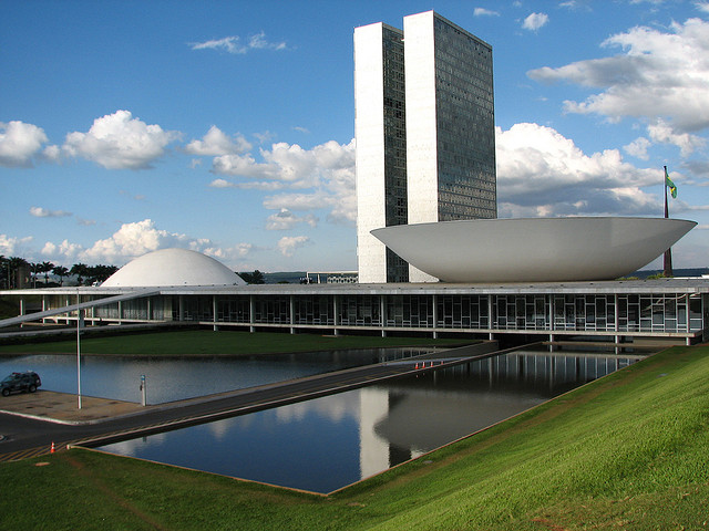 Brasilia being re-designed